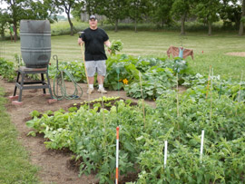 Food Access Services Community Gardens