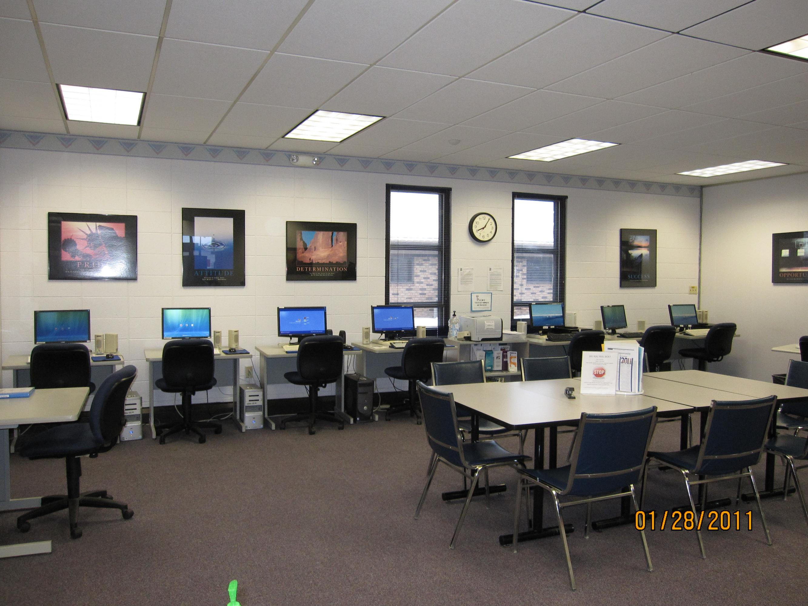 Fond du Lac Resource Room